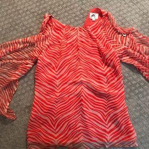 Milly Silk Shirt